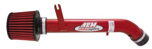 AEM 22-401R Red Short Ram Intake System (Cold Air Intake System Honda compare prices)