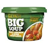 Heinz Big Soup Chicken And Herb Dumplings (6S) 430G