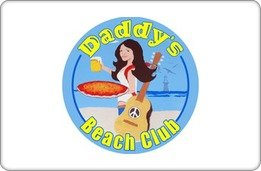 Daddy'S Beach Club Gift Certificate ($75) front-895756