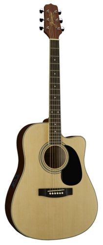 Jasmine By Takamine Es35C Acoustic Electric Guitar