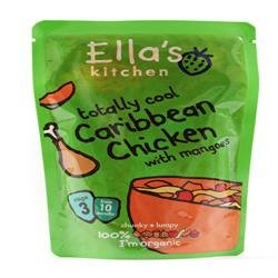 Ella'S Kitchen Organic Totally Cool Carribean Chicken With Mangoes Baby Food - 6.7 Oz