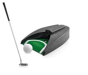 Intérieur putter cadeau de golf avec bille fonction retour (exécutif édition)