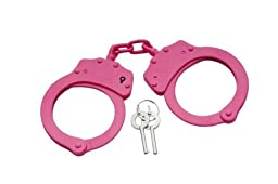 Pink Handcuffs by SZCO Supplies, Inc.