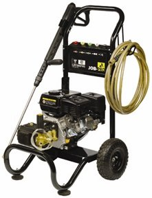 Goss Power Products Gjpp3000Pwg 3000 Psi 2.5 Gpm 25' Hose Commercial Gas Pressure Washer