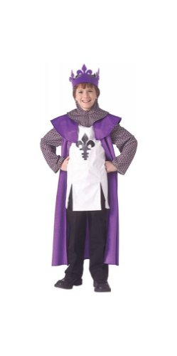 Renaissance King Child Costume