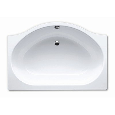Duo Pool 59″ x 39.4″ Bath Tub with Front and Left Side Molded Panel and Feet in White