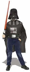 Original Star Wars Darth Vader Kostüm Karneval Fasching Größe 128/140