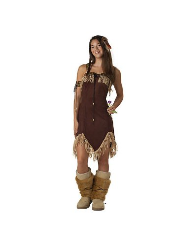 Indian Princess Costume for Teen