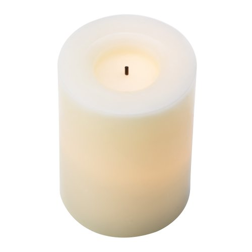 Vanilla Scented Fragrance Led Candle Light Home Decor