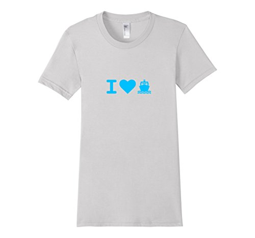 Womens-I-Love-Cruising-T-shirt-by-Cruise-On