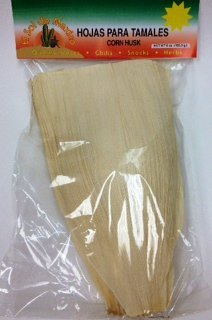 Corn Husks Shells No. 1, 6 oz. by El Sol De Mexico (Corn Husk Shells compare prices)