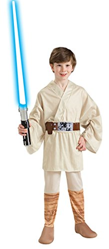 Classic Star Wars Luke Skywalker Costume for Kids  sc 1 st  Costume Overload & Affordable Star Wars Costumes for Men Women u0026 Children