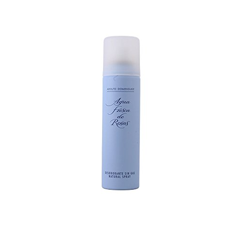 Adolfo Dominguez Agua Rosas Deodorante Spray 150ml