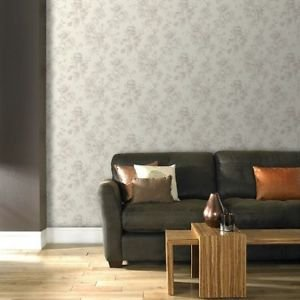 HOC Clara Classic Cream Wallpaper by New A-Brend