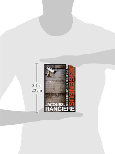 dissensus on politics and aesthetics Download citation on researchgate   on jan 1, 2010, j rancière and others published 'the thinking of dissensus: politics and aesthetics' .