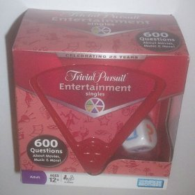 Trivial Pursuit Bitesize Entertainment