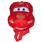 Disney Cars : Lightning Mcqueen Toddler Plush Backpack