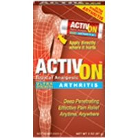 Activ On Topical Analgesic, Ultra Strength, Arthritis, 2 oz.