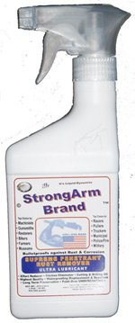 ARM116 StrongArm Brand Penetrating Tool & Gun Oil Corrosion & Rust Remover Waterproofer Cutting Lube (w32)