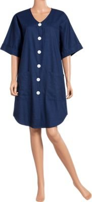 Cheap Pop-On Denim Smock (52539-DEN–S)
