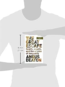 The Great Escape: Health, Wealth, and the Origins of Inequality from Princeton University Press
