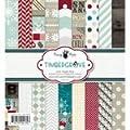 Fancy Pants Timbergrove 6x6 Winter Scrapbook Paper Pad