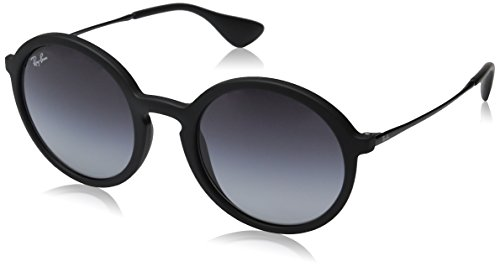 ray-ban-rb4222-lunettes-de-soleil-black-rubberized-gray-gradient-sunglasses