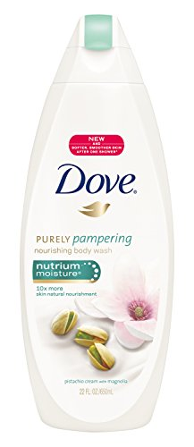 Dove Purely Pampering Pistachio Cream  Magnolia