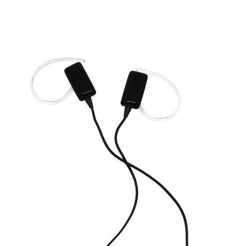Glcon® Gs-03 Mini Black Wireless Stereo Bluetooth Bt Headset Headphone Earphone Earpiece Earbud With Microphone Mic, A2Dp, Noise Cancellation, Music Remote Control, Great For Sports, Gym, Running, Exercises, With Apple Iphone 5/5S/5C, Iphone 4/4S, Ipad 1/