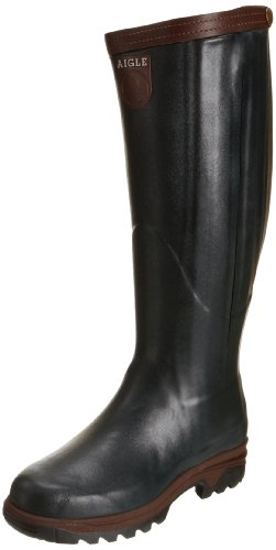 Aigle Unisex-Adult Parcours Prestige Bronze Wellington Boot 85037 6.5 UK, 40 EU