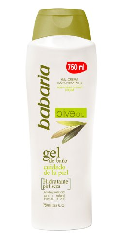 Babaria Olive Oil Bath and Shower Cream 750ml
