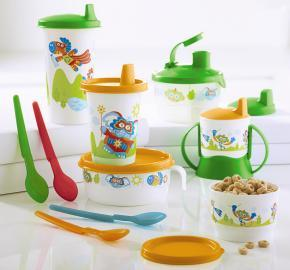 Tupperware Early Ages Eco Complete Baby Set