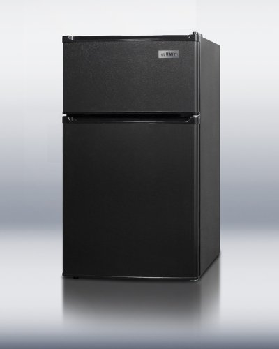Counter Depth Black Refrigerator