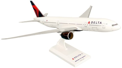 Daron Skymarks Delta 777-200 2007 Livery Model Building Kit, 1/200-Scale (Delta Airlines Model compare prices)