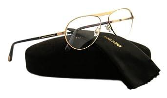 Tom Ford TF5127 028 Eyeglasses Sh.Rose Gold Frame Size 55-15-135