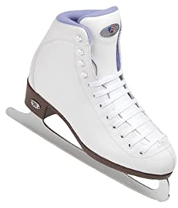 Riedell 113 SF Ladies Figure Skates - Size 5 by Riedell
