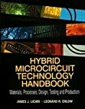 img - for Hybrid Microcircuit Technology Handbook book / textbook / text book