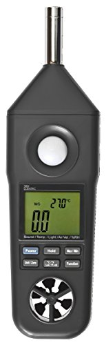 Sper Scientific 850069 Environmental Quality Meter - 1