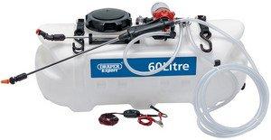 Draper Expert 34676 60-Litre 12-Volt DC ATV Broadcast Spot Sprayer
