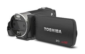 Toshiba Camileo Z100 3D Digital Camcorder Camileo Z100