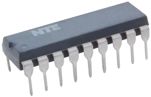 Integrated Circuit 8-Segment Gas Discharge Display Cathoder Driver 18-Lead Dip