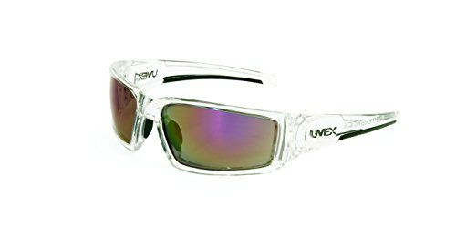 uvex-by-honeywell-s2974-hyper-shock-series-safety-eyewear-with-clear-ice-frame-red-mirror-lens-and-h