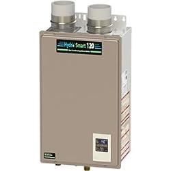 TekSupply 113778 Hydro Smart Condensing Micro-Boiler - Natural Gas 120K BTU