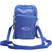 Leisure Bag Outdoors Multifunction Waist Bag Backpack for iPhone 6 6 Plus, other Cell Phones and Cameras(Blue)