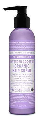 Dr. Bronner – Lavender & Coconut Hair…
