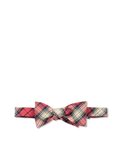 Original Penguin Men's Frankie Plaid Bowtie