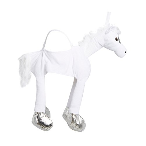 White Ride On Horse Costume