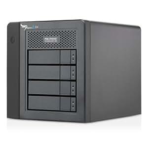 PROMISE Pegasus 2 R4 4x2TB SATA HDD incl Thunderbo