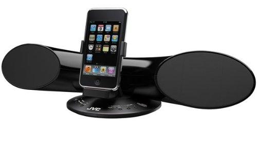 Jvc Xs-Sr3J Personal Ipod Dock With Speakers (Black)