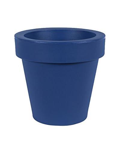 Contemporary Living Macetero Bell Azul